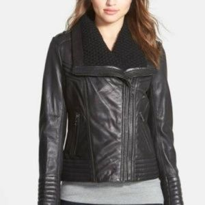 Micheal Kors Leather Jacket